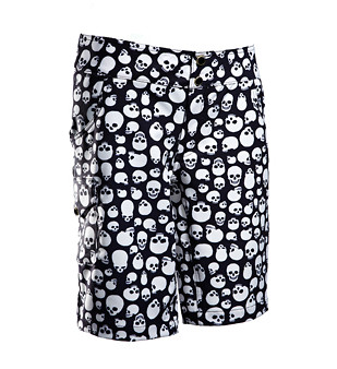Shredly RIXFORD Riding Short RIXFORD-Front