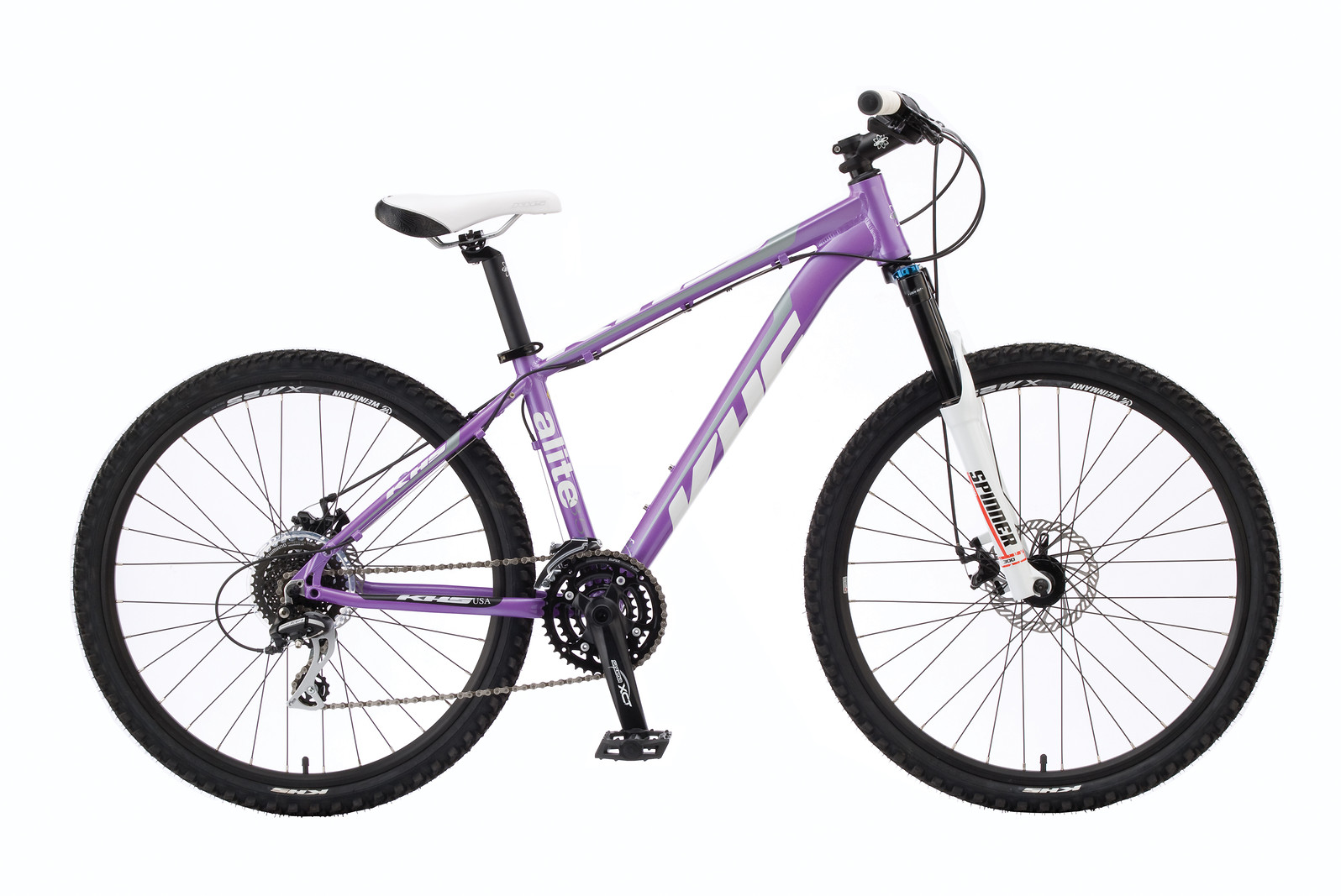 2013 KHS Alite 350 Ladies Bike 2013 Alite 350 Ladies - Purple