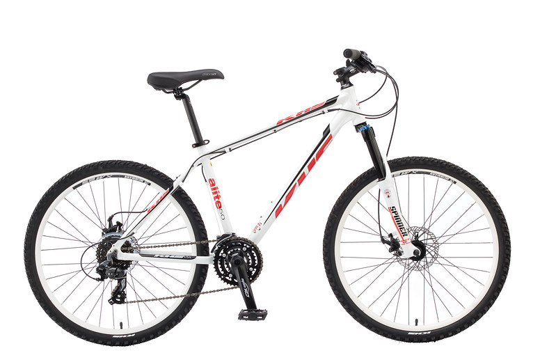2013 KHS Alite 150 Bike 2013 Alite 150 - White