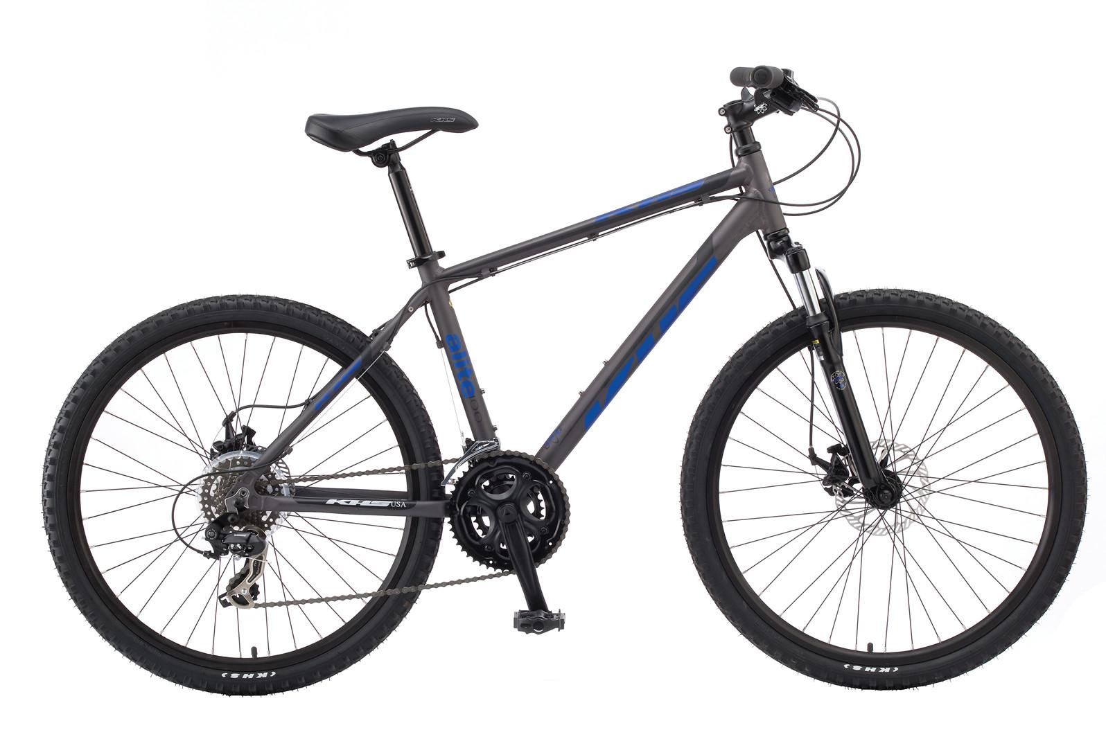 2013 KHS Alite 100 Bike 2013 Alite 100 - Ash Gray