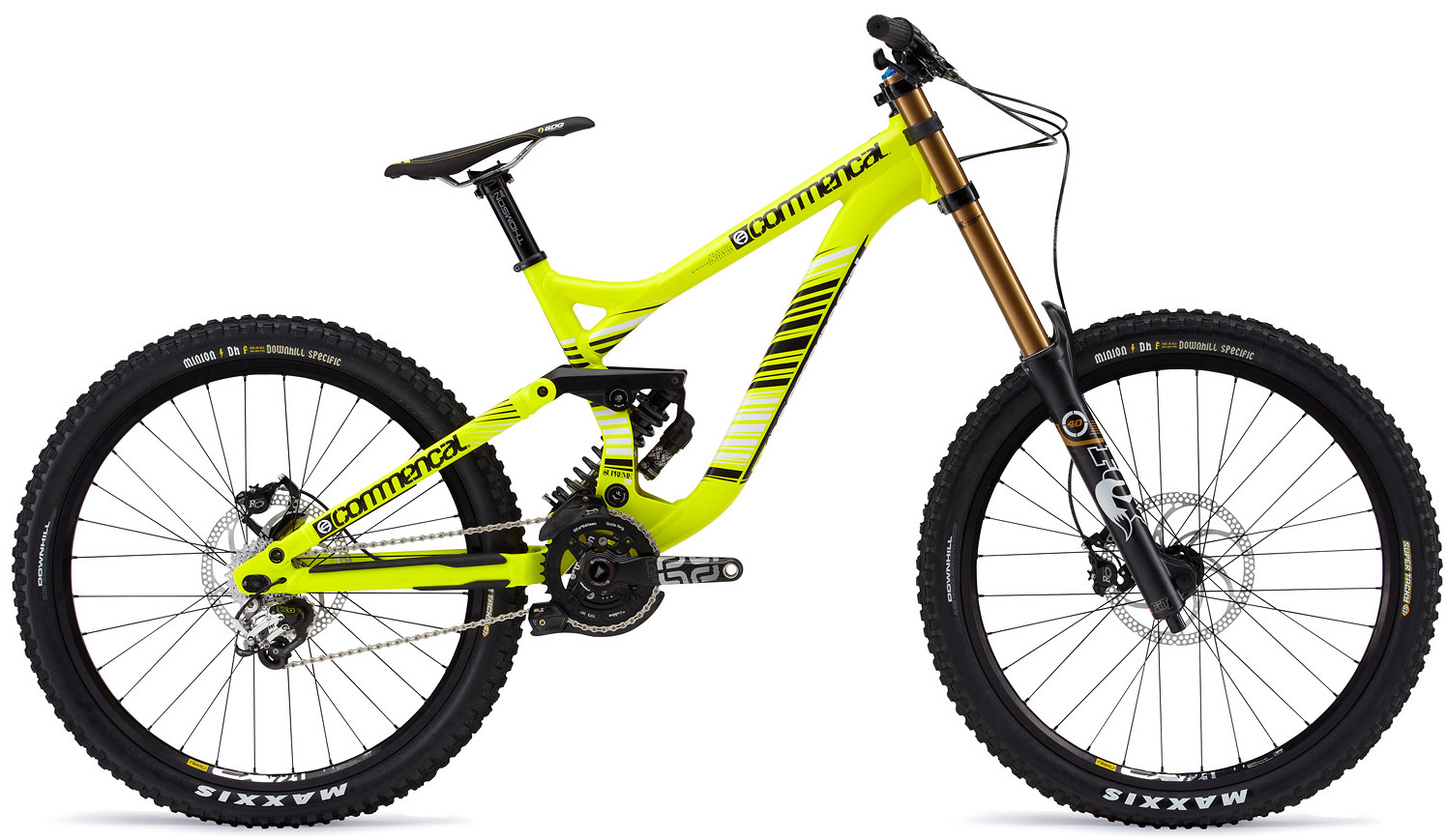2013 Commencal Supreme DH WC  SUPREME_DHWC_013