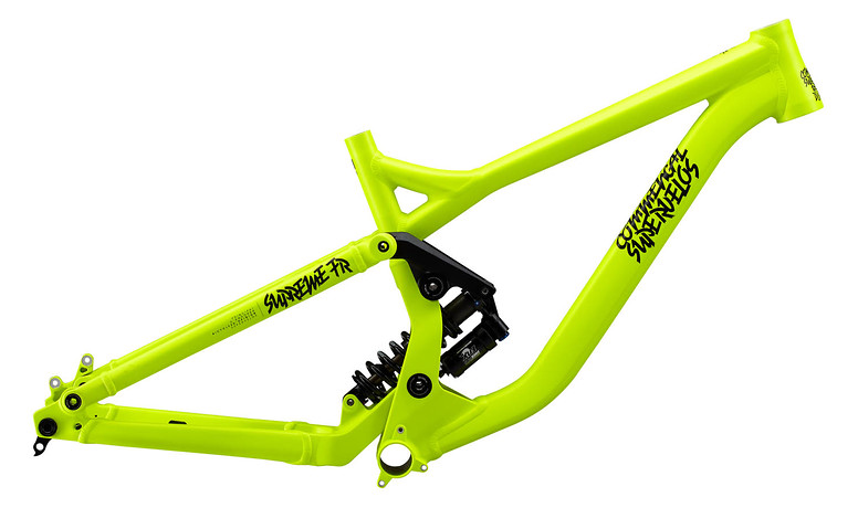 Commencal 2013 Supreme FR VIP Frameset SUPREME FR_VIP_013