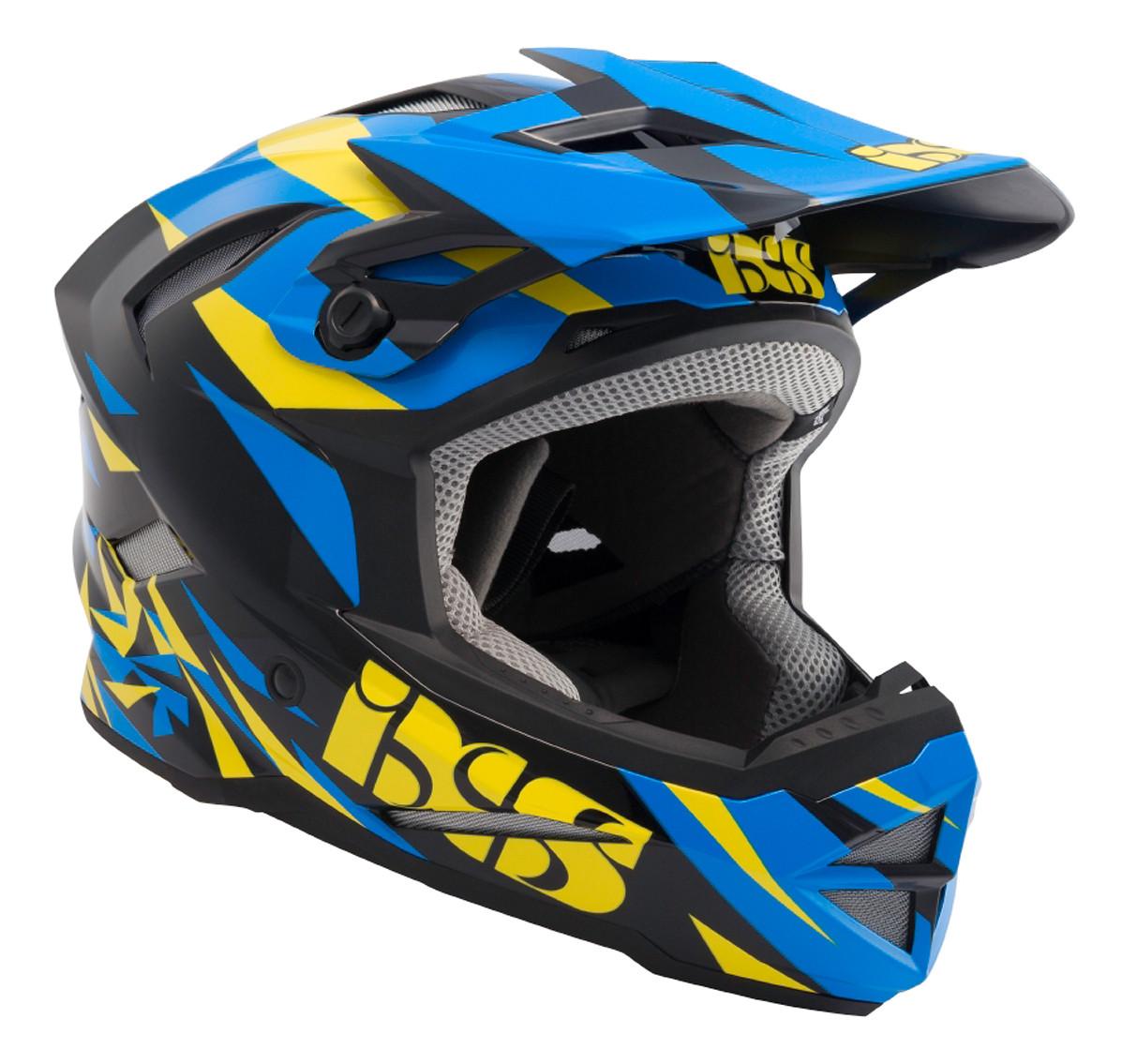 iXS Metis-Moss Full Face Helmet metis-moss 1