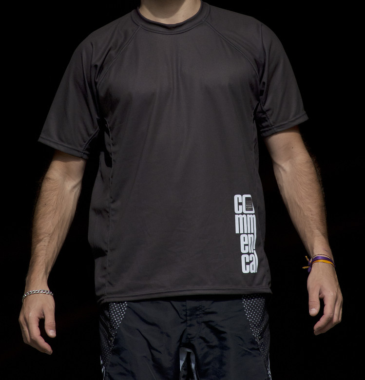 Commencal 2013 Jersey Short Sleeve  Tsht_MC_black_1