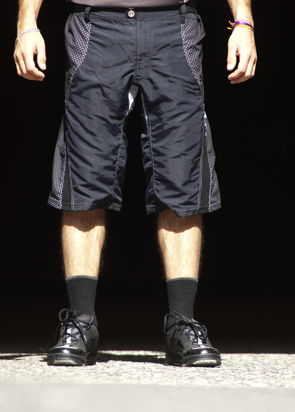 Commencal 2013 AM Altitude Shorts  short_enduro_black_1