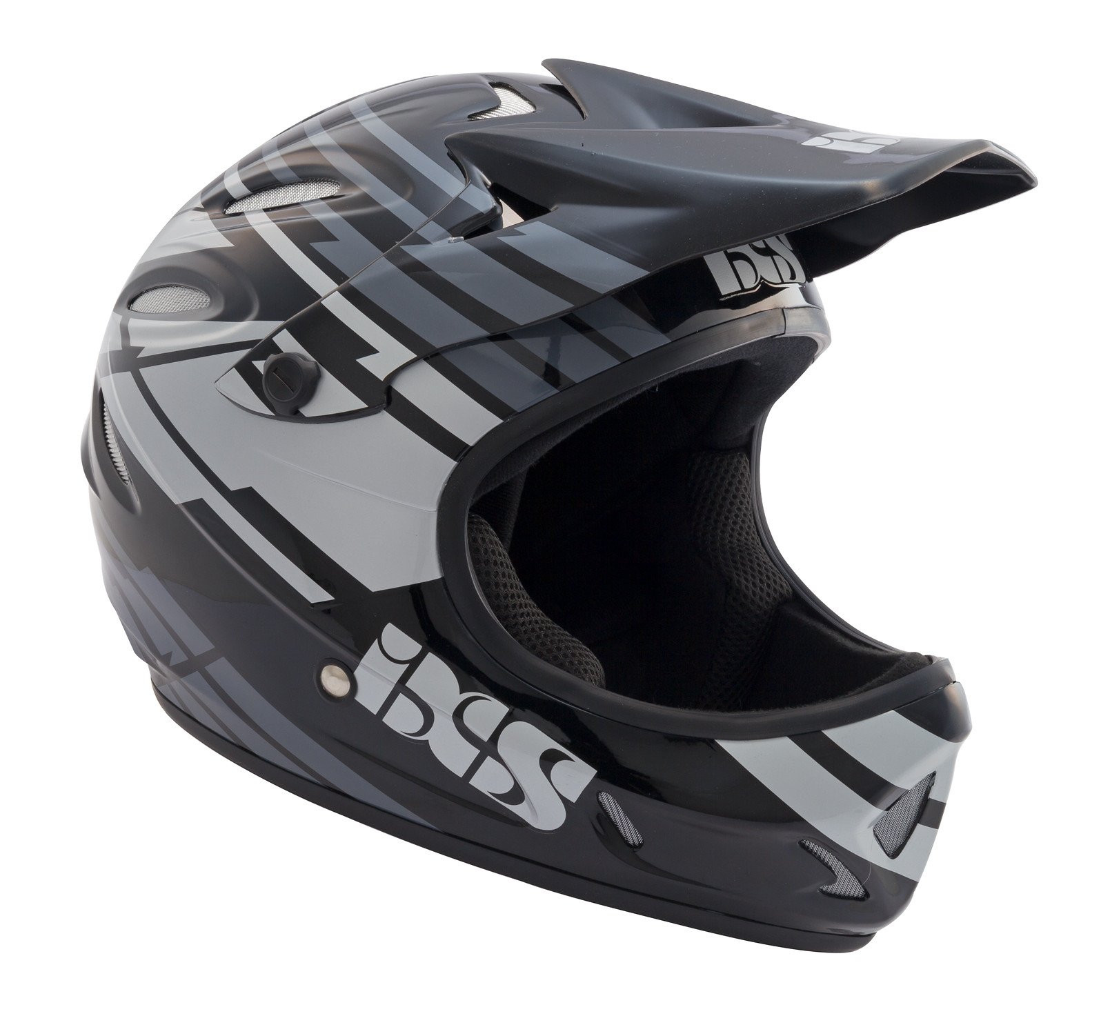iXS Phobos-Anchor Full Face Helmet phobos anchor grey 1