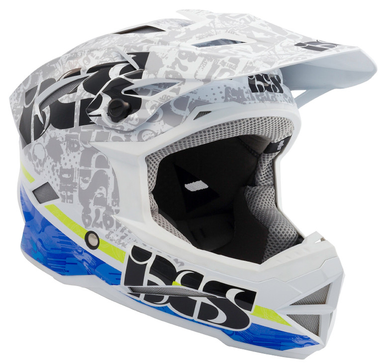 iXS Metis Team Edition Full Face Helmet metis team 1