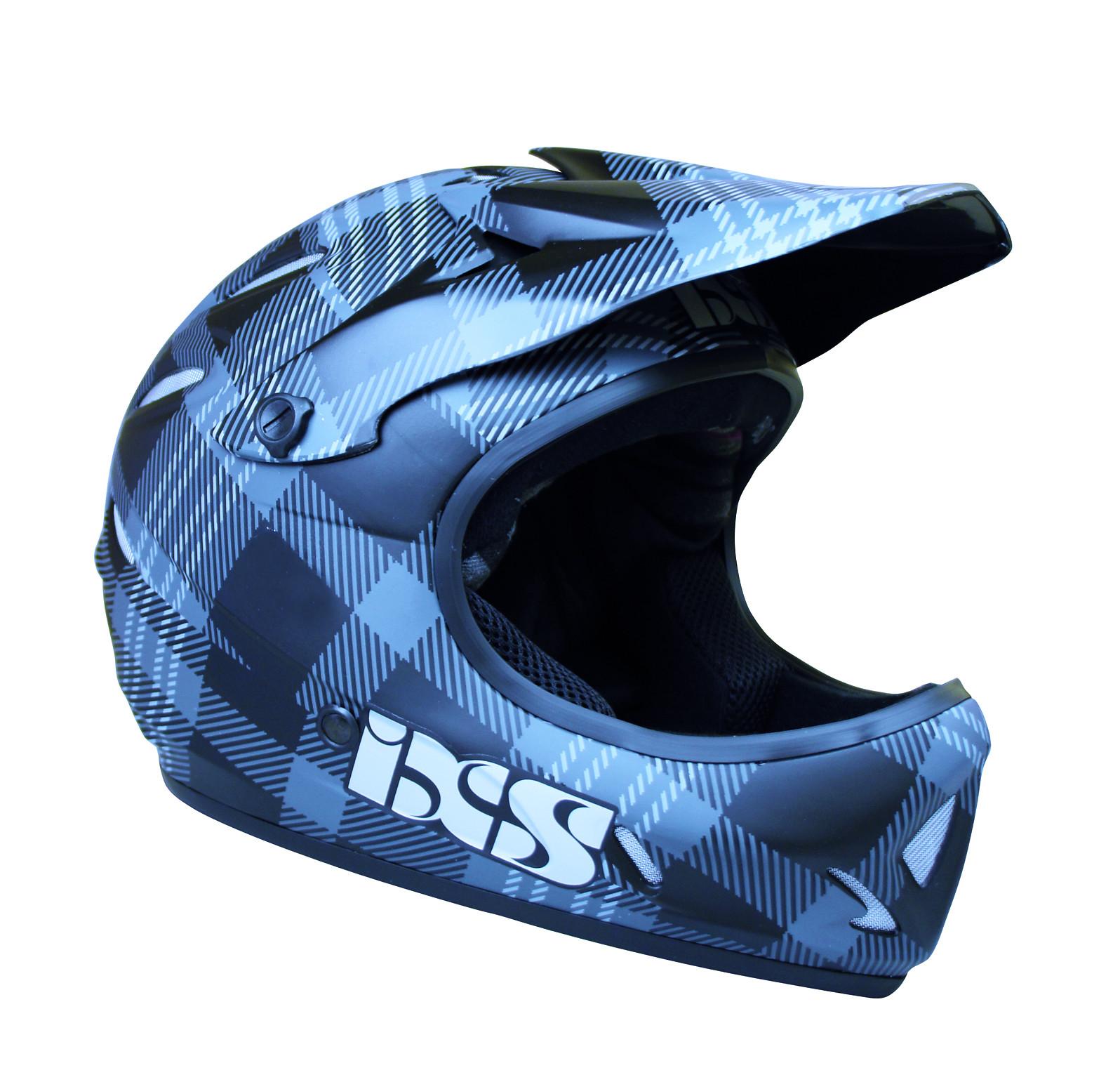 iXS Phobos Schleyer Full Face Helmet phobos schleyer 1