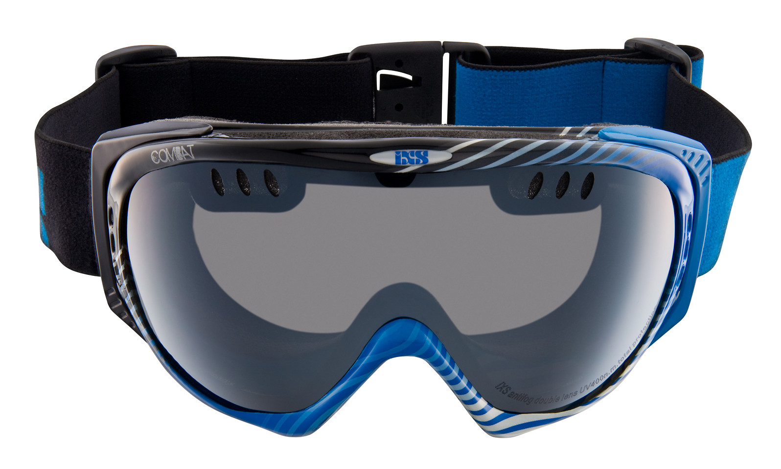 iXS Combat-Slide Goggles comat slide blue 1