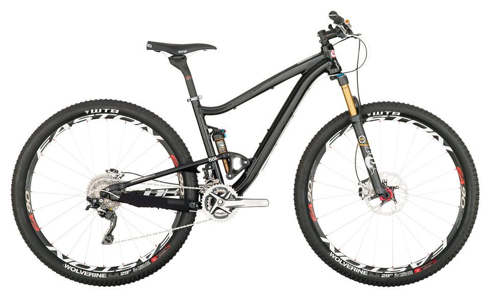 2013 Diamondback Sortie Black 29 Bike 2013 Sortie Black 29
