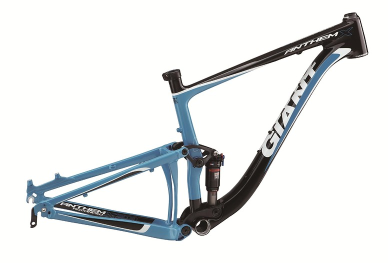 Giant Anthem X Advanced 29er Frame 2013 Anthem_X_Advanced_29er Frameset