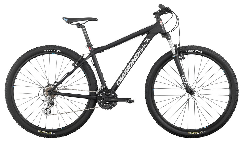2013 Diamondback Overdrive V Bike 2013 OverdriveV