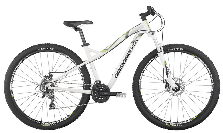 2013 Diamondback Women's Lux Sport 29 Bike 2013 LuxSport29 Women's