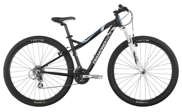 2013 Diamondback Women's Lux 29 Bike 2013 Lux29 Women's