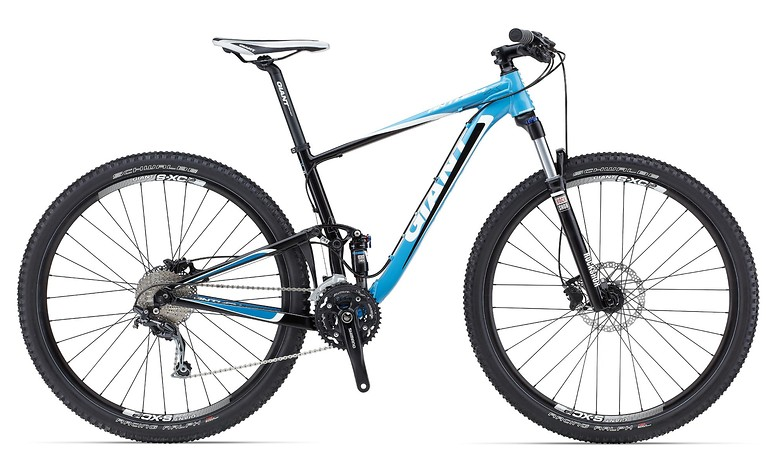 2013 Giant Anthem X 29er 4 Bike 2013 Anthem_X_29er_4