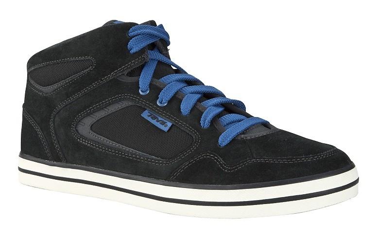 Teva Crank Mid Flat Pedal Shoe CRANKMID_BLGT