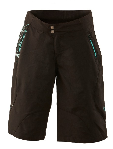 Royal 2013 Women's Cruiser Shorts Cruiser black short f