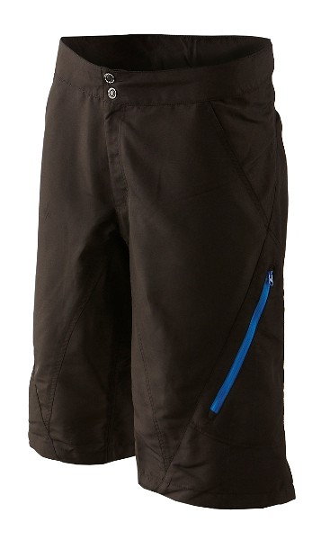 Royal Youth Hexlite Riding Short youth hexlite short black f