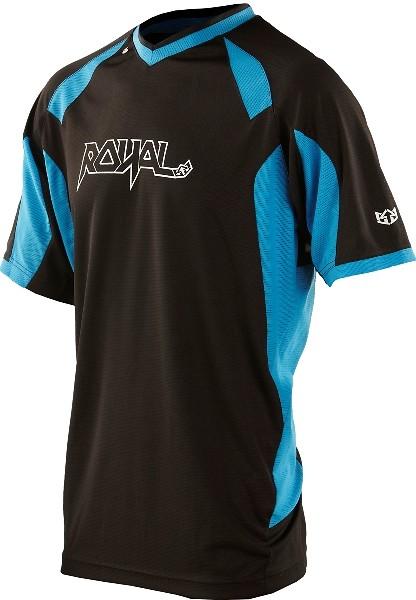 Royal 2013 Turbulence Short Sleeve Jersey turbulence short sleeve blue black f