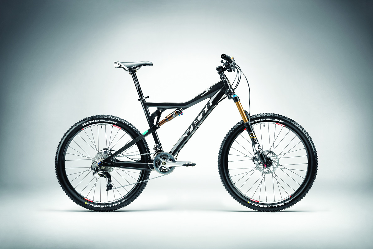 2013 Yeti ASR5 Carbon Race Bike asr5c