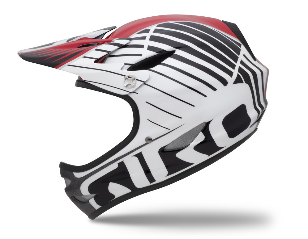 Giro 2013 Remedy CF Full Face Helmet remedy cf