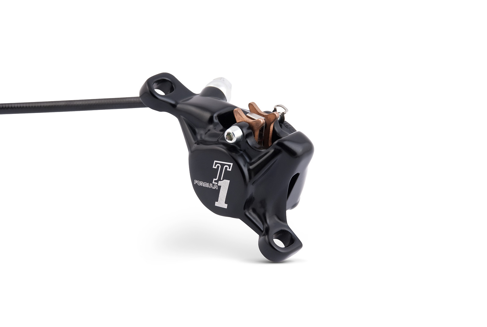Formula 2013 T1 Disc Brake  MY13 T1 CALIPER LOGO SIDE BLACK
