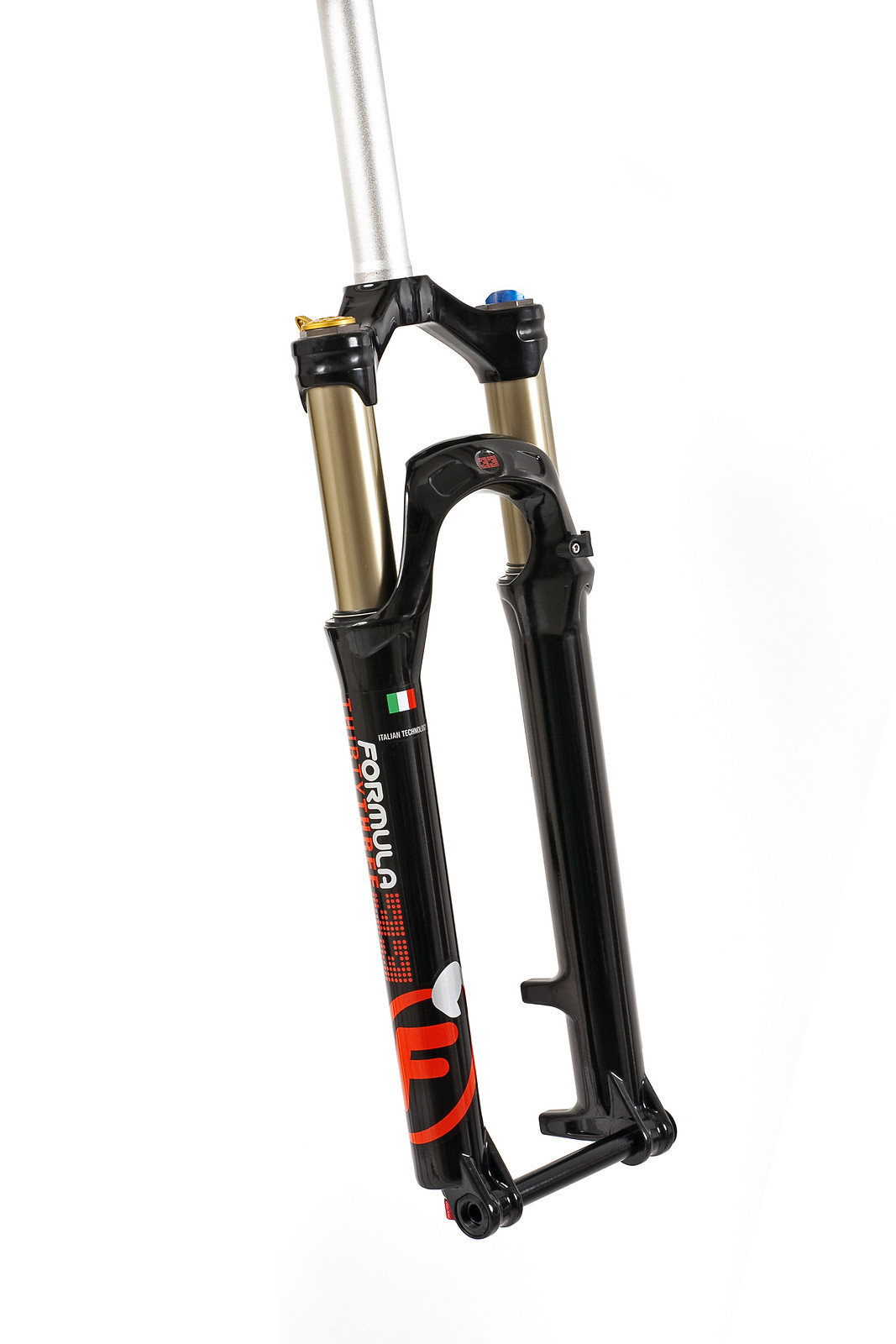 Formula THIRTYTHREE 15mm Axle Suspension Fork 2013 THIRTYTHREE BLACK