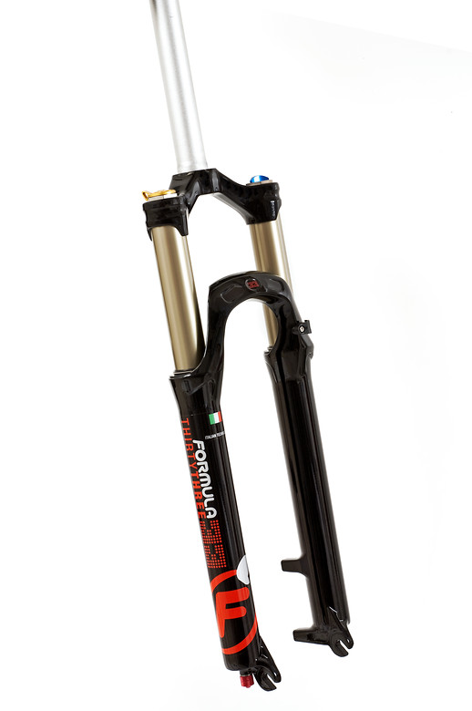 Formula THIRTYTHREE 9mm Axle Suspension Fork 2013 THIRTYTHREE BLACK