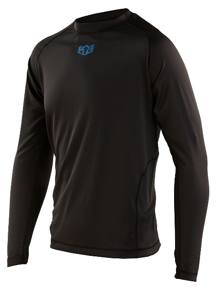 Royal Membrane Base Layer Riding Jersey base layer black f