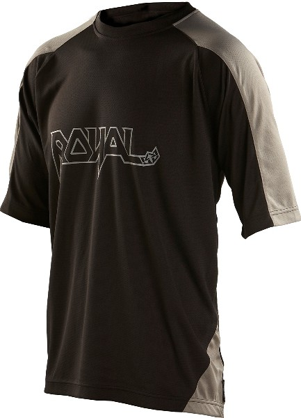 Royal 2013 AM Ride Short Sleeve Jersey AM jersey black f