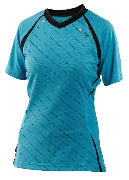 Royal 2013 Women's Concept Short Sleeve Jersey concept turquoise f