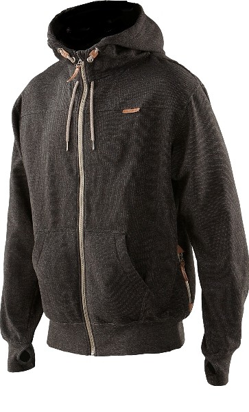 Royal 2013 Hooper Hoody  casual grey hoody