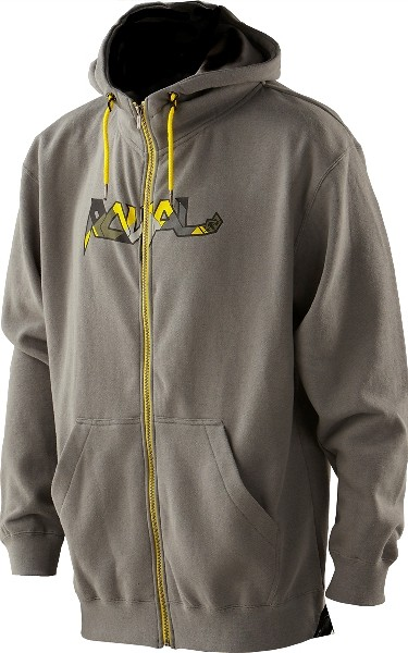 Royal 2014 Checkit Hoody  casual grey yellow hoody