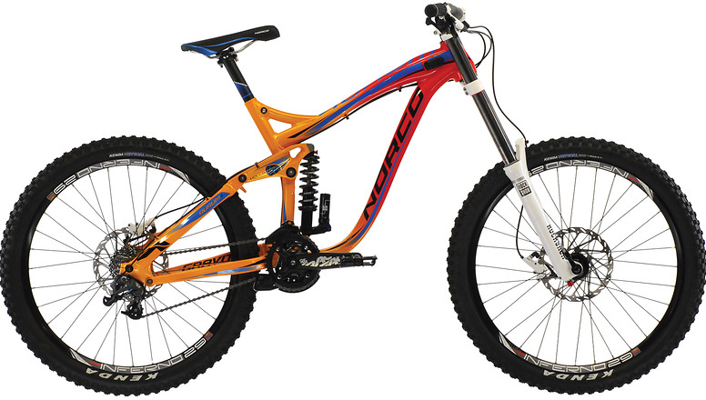 2013 Norco Aurum 3 Bike 064130-13-01-aurum3-orange