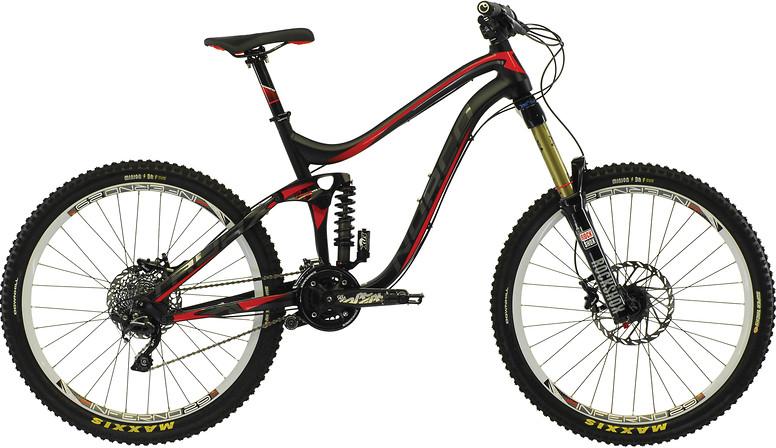2013 Norco Truax 2 Bike 064268-13-01-truax2-blk-red