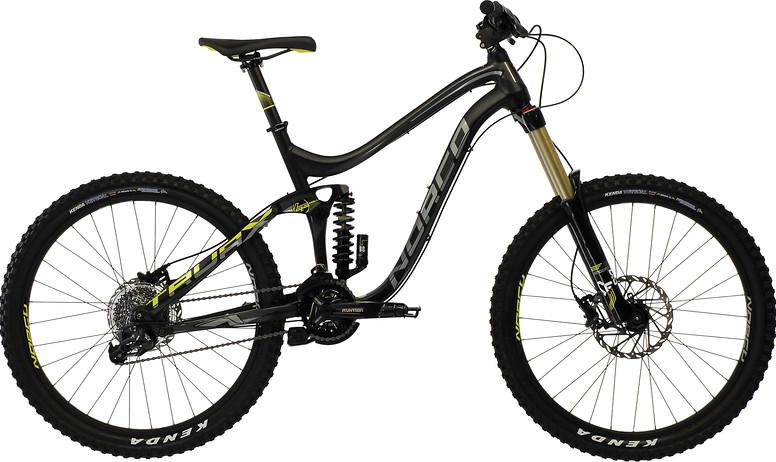 2013 Norco Truax 3 Bike 064265-13-01-truax3-blk-yelow