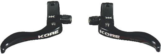 Kore Palmster Brake Levers  palmster_levers_black