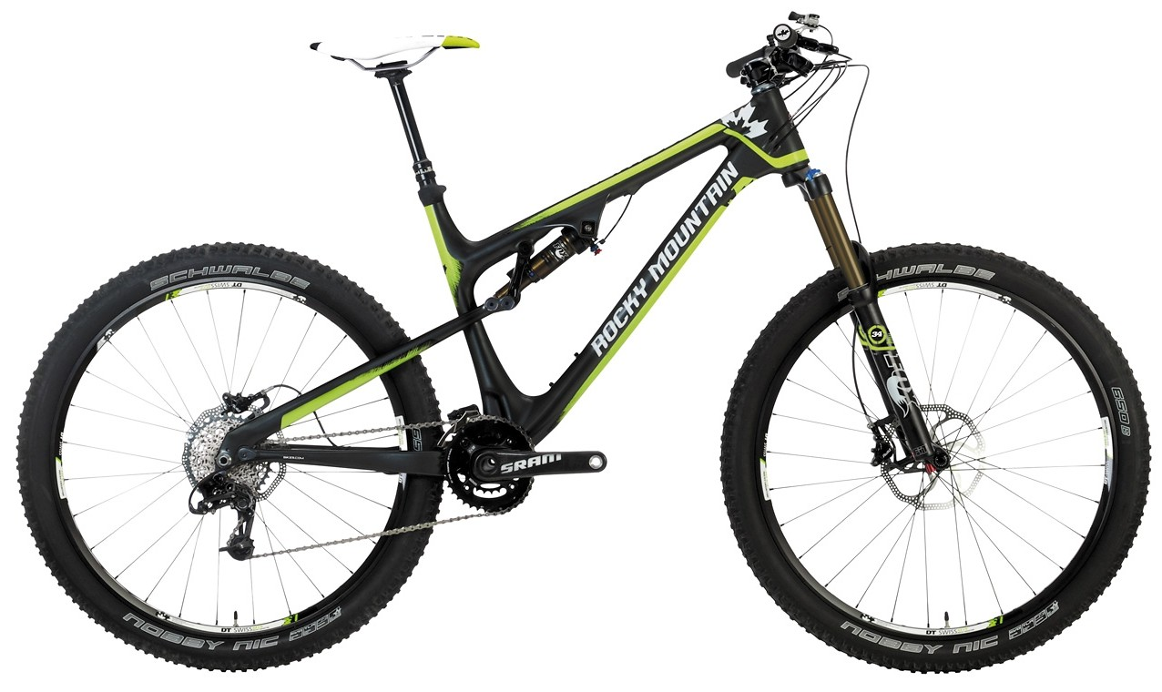 2013 Rocky Mountain Altitude 790 MSL  2013 Rocky Mountain Altitude 790 MSL