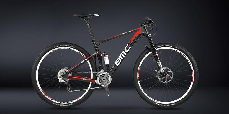 2013 BMC Fourstroke FS01 29 XX Bike BMC Fourstroke FS01 XX 29
