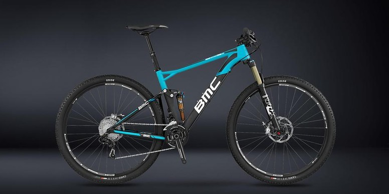 2013 BMC Fourstroke FS02 29 Trailcrew Bike Fourstroke FS02 29 Trailcrew