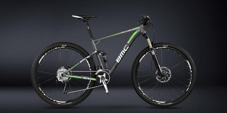 2013 BMC Fourstroke FS03 29 SLX Bike 2013 BMC Fourstroke FS03 29 SLX