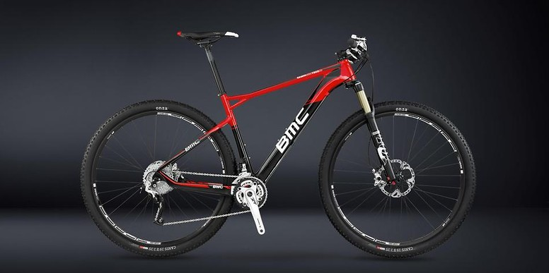 2013 BMC Teamelite TE02 29 XT Bike Teamelite TE02 29