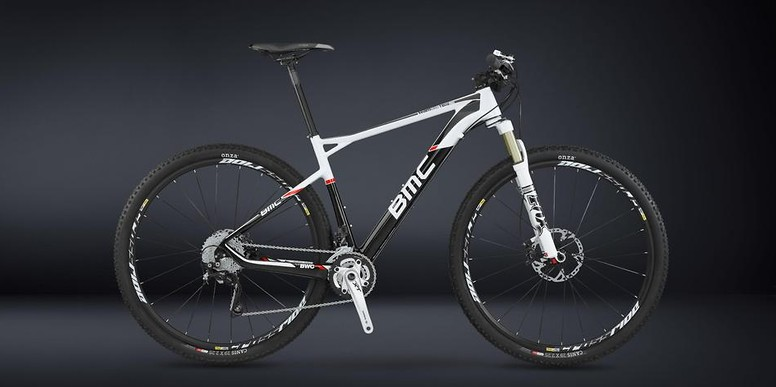 2013 BMC Teamelite TE02 29 XT-SLX Bike Teamelite TE02 29 XT-SLX