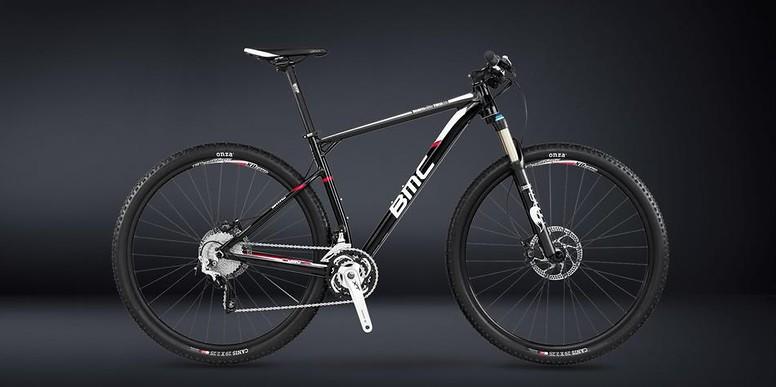 2013 BMC Teamelite TE03 29 XT-SLX Bike Teamelite TE03 29 XT-SLX