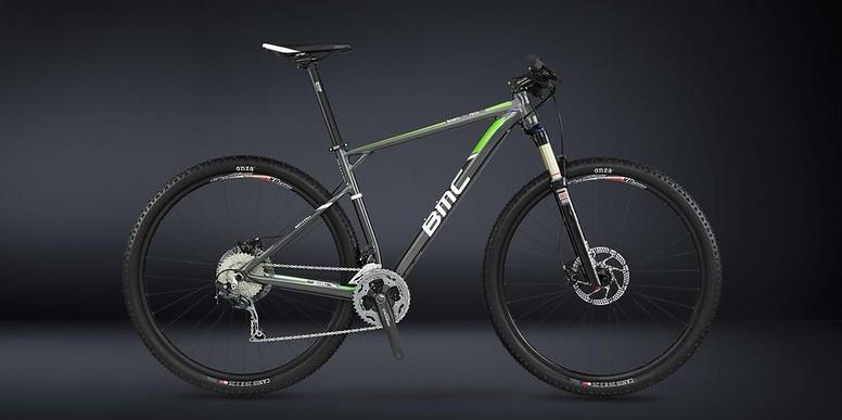 2013 BMC Teamelite TE03 29 Deore-SLX Bike Teamelite TE03 29 Deore-SLX