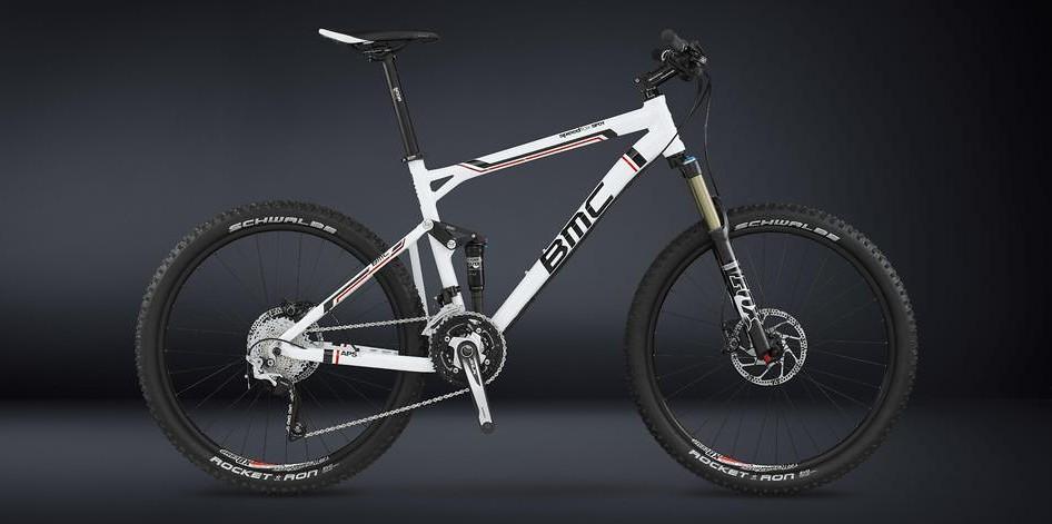 2013 BMC Speedfox SF01 SLX-XT Bike Speedfox SF01 SLX-XT