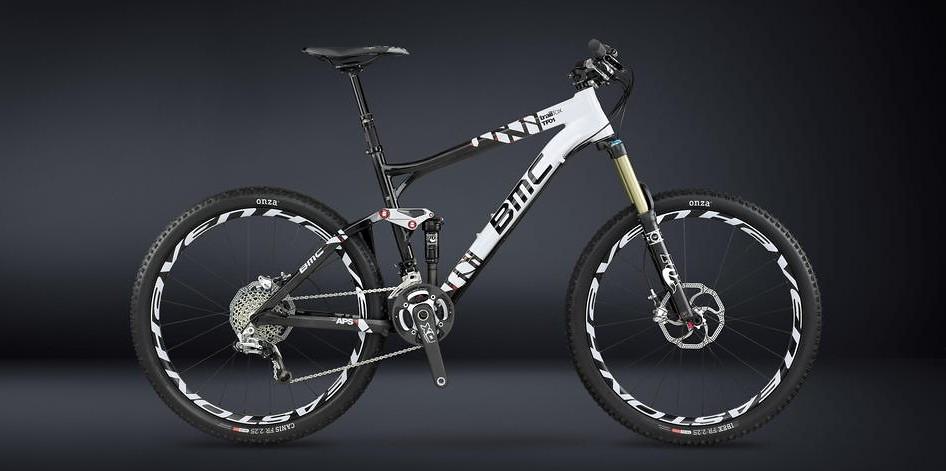2013 BMC Trailfox TF01 XO Bike 2013 BMC Trailfox TF01 XO