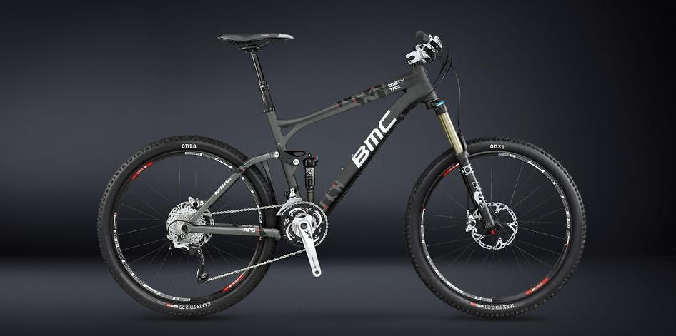 2013 BMC Trailfox TF02 XT Bike 2013 BMC Trailfox TF02 XT