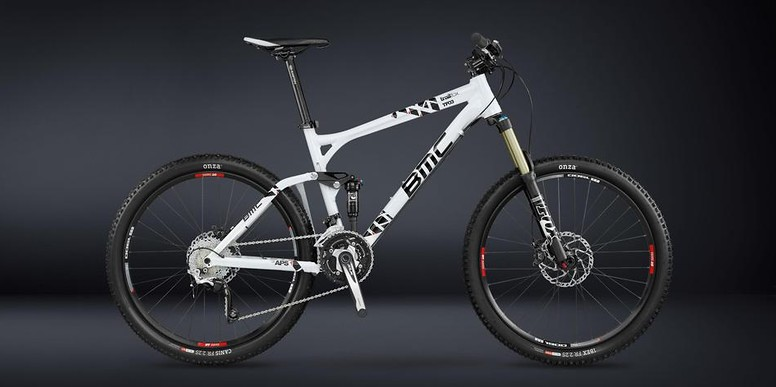 2013 BMC Trailfox TF03 SLX-XT Bike BMC Trailfox TF03 SLX-XT