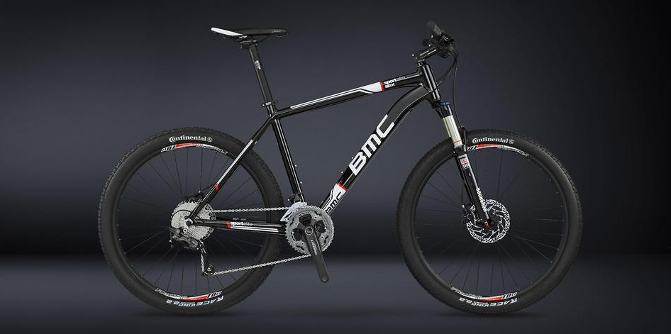 2013 BMC Sportelite SE01 SLX-Deore Bike BMC Sportelite SE01 SLX-Deore